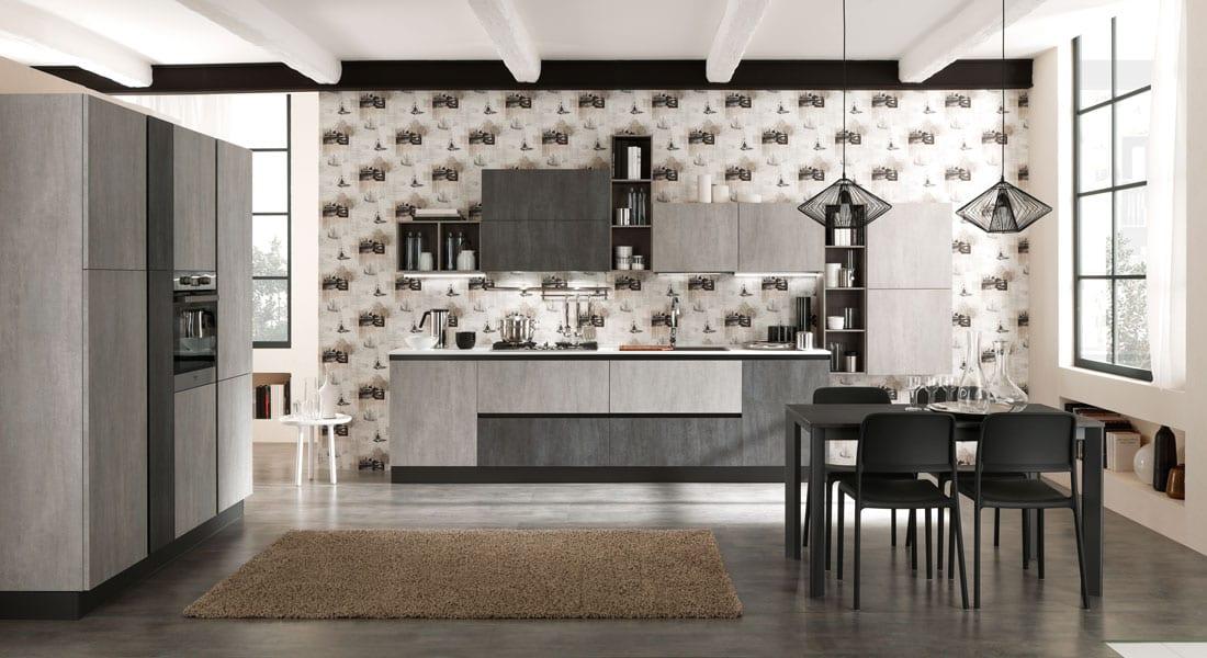 Cucina grigia, un colore sempre più presente nelle nostre ...