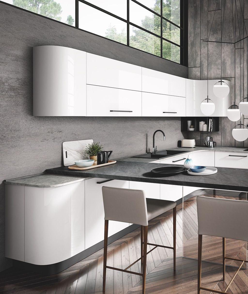 Composizioni Poetiche Cucine Mobilturi Produzione Cucine Funzionali Con Materiali Di Alta Qualita