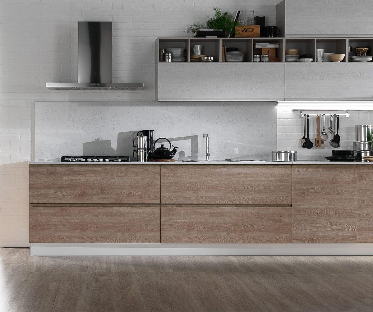 Okite Pregi E Difetti top in cucina: quale materiale scegliere? - cucine mobilturi