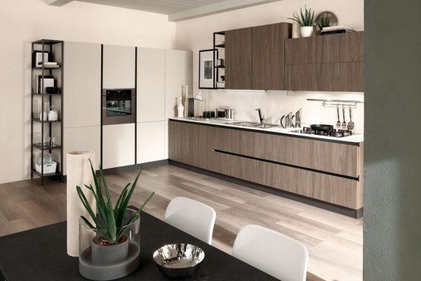 cucina-moderna-zen-con-tavolo-rettangolare-allungabile-1
